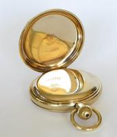 1917 Waltham full hunter Pocket Watch for Thomas Russell (4 of 5)