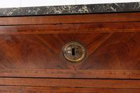 18th Century French Kingwood & Tulipwood Chest of Drawers (5 of 6)