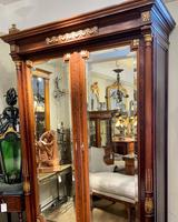 French Armoire in Plum Pudding Mahogany (3 of 10)