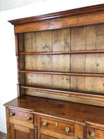 19th Century Welsh Oak Anglesey Dresser or Kitchen Sideboard (7 of 16)