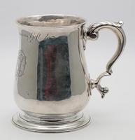 Georgina, Duchess of Devonshire, George II Sterling Silver Half Quart Mug (3 of 4)