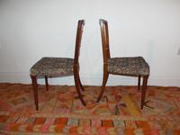 E.W.Godwin Chairs (5 of 5)