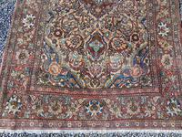 Antique Persian Ispahan Rug (8 of 11)