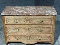 French 18th Century Marble Top Commode Chest (15 of 23)