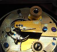 Original Thomas Mercer 2-day Marine Chronometer Ships Clock– Chain Fusee Earnshaws Detent Escapement Box & Key (10 of 14)