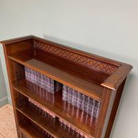 Quality Edwardian Mahogany Antique Bookcase by Waring & Gillow (7 of 8)