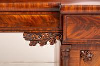 Impressive William IV Mahogany Pedestal Sideboard (5 of 9)