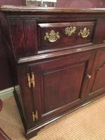 Superb George II Period Antique Oak Dresser (4 of 7)