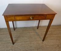 Neat English Regency Side Table (2 of 7)