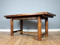 Mid-Century Dining Set attributed to Charles Dudouyt (7 of 8)