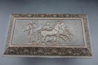 Beautifully Cast Late 19th Century Continental Bronze Jewellery Box (2 of 6)
