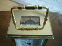 Rare St James 8 day 11 jewel Carriage Clock (6 of 7)