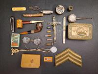 WW1 Leather Case & Effects (6 of 6)