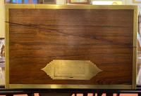 Good Quality Rosewood Writing Slope / Box by the Famous Maker William Eyre (11 of 12)
