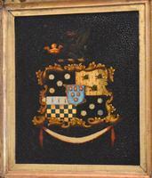 Late Georgian Heraldic Crest (5 of 6)