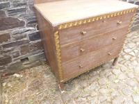 Limed Oak  Chest of Drawers (5 of 14)