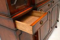 Antique Mahogany Breakfront  Bookcase (12 of 12)