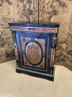 19th Century French Boulle Cabinet with Ormolu Detail (3 of 4)