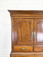 Early 19th Century Welsh Oak Cupboard (5 of 10)