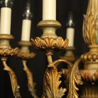 Florentine Decorative 8 Light Polychrome Chandelier (3 of 10)