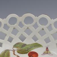 Fine Derby Porcelain Spectacle Basket c.1760-1765 (11 of 13)