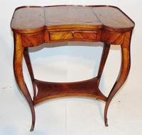 Louis XV Kingwood & Marquetry Poudreuse (10 of 15)