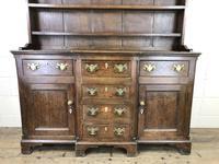 Antique 19th Century Oak Kitchen Dresser (2 of 9)