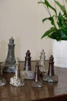 Rare Marble Collection of 9 Carved Lighthouse (4 of 15)