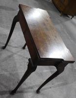 1780's Oak Card Table (2 of 5)