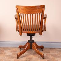 Revolving Office Desk Chair (6 of 13)