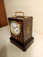 French Officers Campaign Clock (2 of 10)