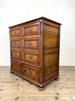 Vintage Oak TV Cabinet Chest (7 of 9)
