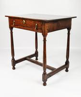 Early 18th Century Side Table (7 of 9)