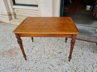 Victorian Writing Desk / Side Table (2 of 6)