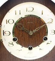 Smiths Arched Top Art Deco Mantel Clock – Musical Westminster Chiming 8-day Mantle Clock (6 of 9)