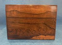 Victorian Rosewood  Box c.1840 (8 of 12)