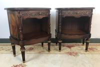 French Empire Style Cabinets Bedside Tables (2 of 16)