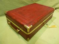 Quality French Fitted Travel – Vanity Box. c1880 (3 of 13)