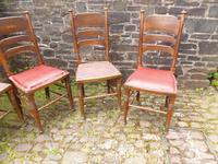 William Birch Arts & Crafts Chairs (4 of 7)