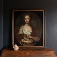 17th Century Portrait Of Sarah Churchill, Duchess of Marlborough (2 of 12)