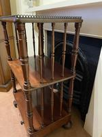 Lovely Early 19th Century 3-Tier Whatnot / Etagere (2 of 5)