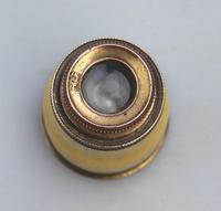 Good Regency 2-draw Monocular Spyglass Novelty Pocket Telescope c.1820 (6 of 9)