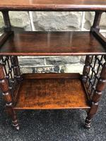 Antique Oak Table by Liberty (4 of 8)