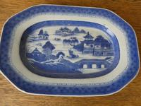 Pair of Chinese Export Plates (2 of 7)