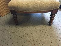 Victorian Oak Ballon Back Chair (3 of 3)