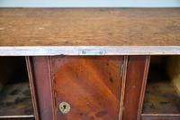 Georgian Oak Writing Bureau (4 of 12)