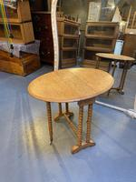 Victorian Oak Sutherland Table (7 of 10)