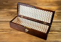 William IV Rosewood Desk Box 1830 (8 of 8)