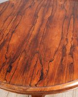 William IV Rosewood Breakfast Table (2 of 6)