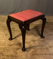 Early 18th Century Fruitwood Stool (5 of 11)